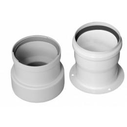 Переходной комплект на раздельные трубы полипропиленовый, диам. 80 мм, HT Baxi (KHG71405911)